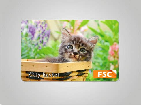 #11 for Icon or Button Design for Credit Card Covers by nom2