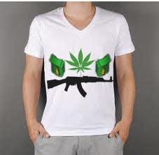 Penyertaan Peraduan #                                        4                                      untuk                                         Design a Graphic T-Shirt