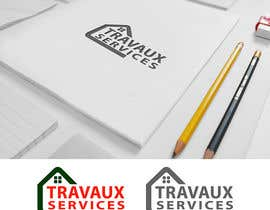 nº 36 pour Concevez un logo pour la société TRAVAUX SERVICES par start4design