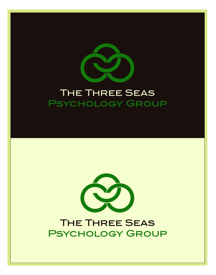 Contest Entry #34 for Logo Design for The Three Seas Psychology Group