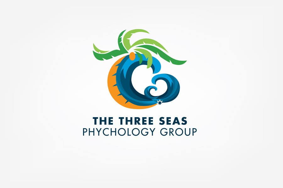 Contest Entry #98 for Logo Design for The Three Seas Psychology Group