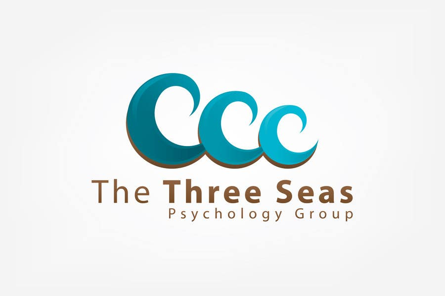 Bài tham dự cuộc thi #117 cho Logo Design for The Three Seas Psychology Group