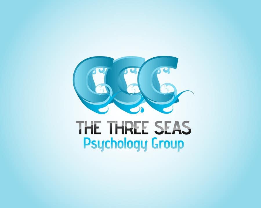 Bài tham dự cuộc thi #164 cho Logo Design for The Three Seas Psychology Group
