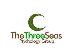 #152 para Logo Design for The Three Seas Psychology Group por Djdesign
