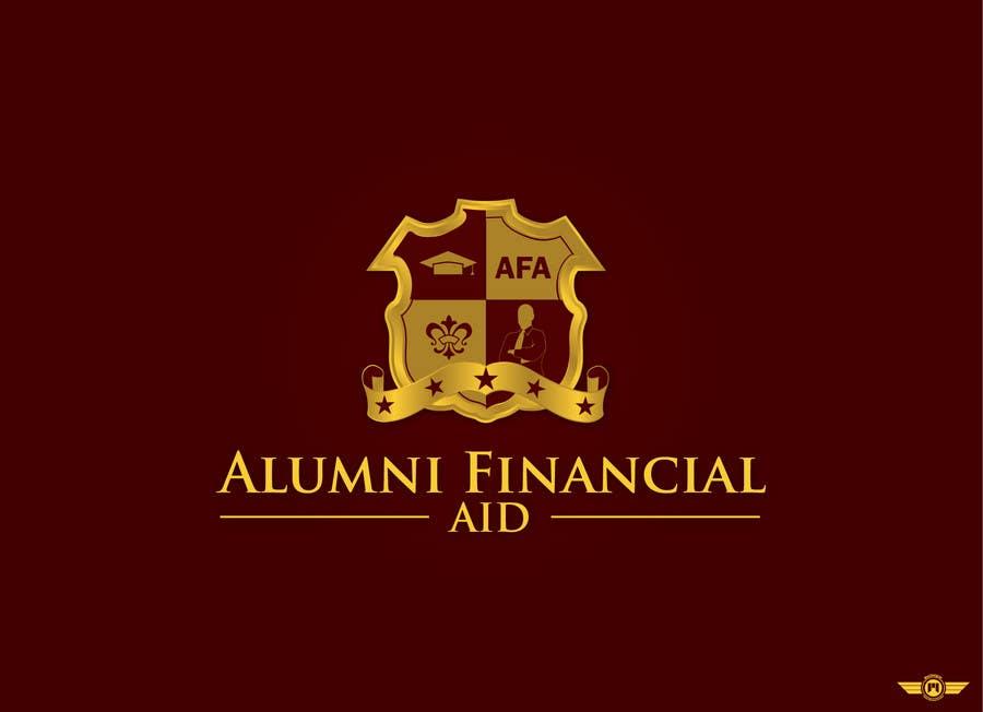 Penyertaan Peraduan #                                        303                                      untuk                                         Logo Design for Alumni Financial Aid