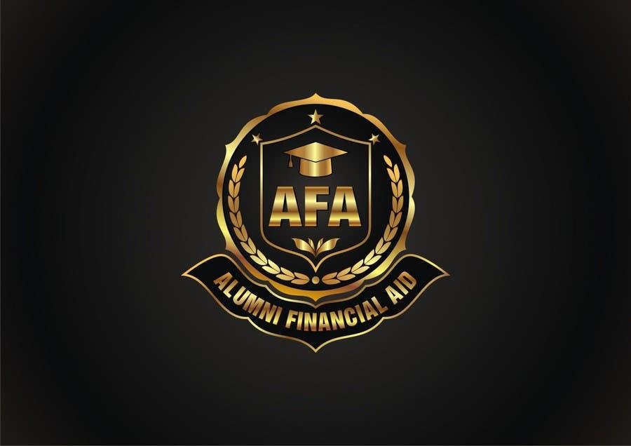 Penyertaan Peraduan #                                        267                                      untuk                                         Logo Design for Alumni Financial Aid