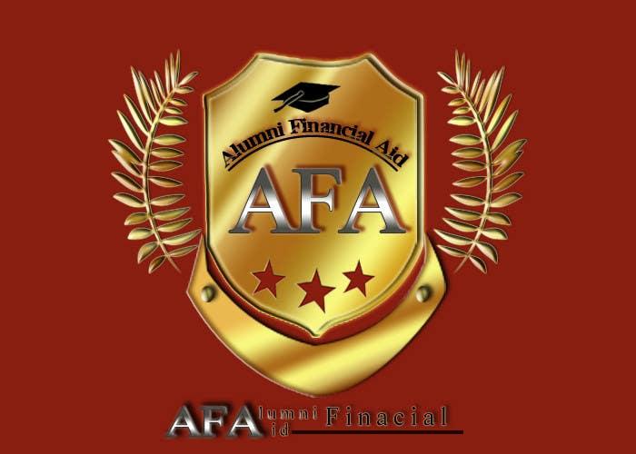 Penyertaan Peraduan #                                        219                                      untuk                                         Logo Design for Alumni Financial Aid