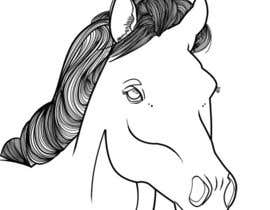 #4 for Illustrate horses af CristinaZA