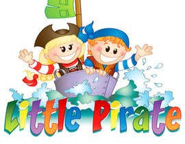 #104 untuk Logo Design for a baby shop - Nice pirates with a Cartoon style, fun and modern oleh vectorpic
