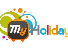 #8 untuk Logo Design for My Holiday oleh Krishley