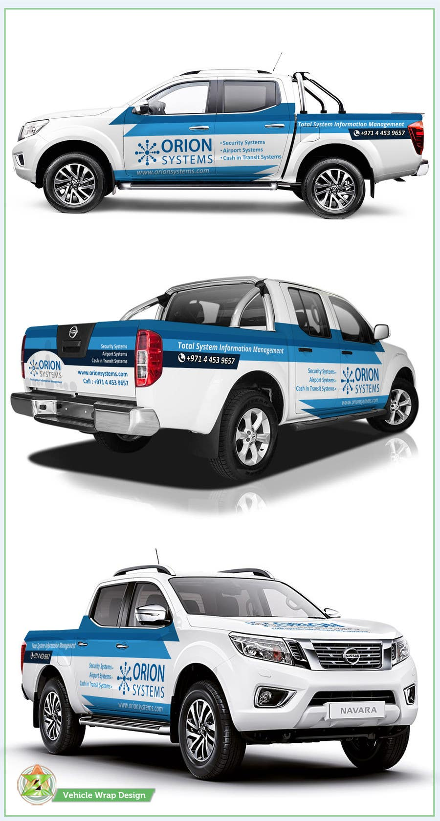 Entry 36 By Azhoeck For Vehicle Wrap Design Freelancer Ford Security Systems Contest