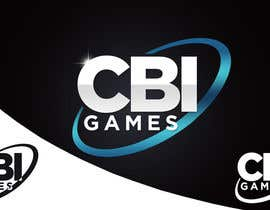 #37 para Logo Design for CBI-Games.com por Jevangood