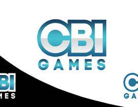#157 para Logo Design for CBI-Games.com por Jevangood