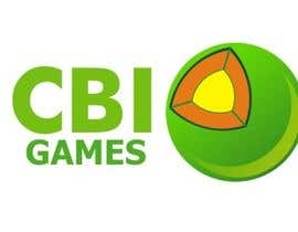 #254 para Logo Design for CBI-Games.com por NoraMary