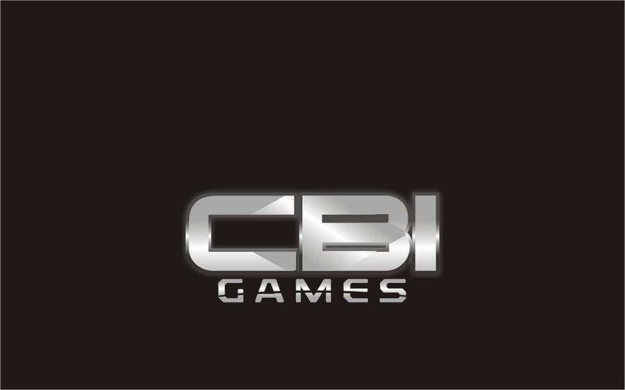 """Intrarea #160 pentru concursul """"Logo Design for CBI-Games.com"""""""