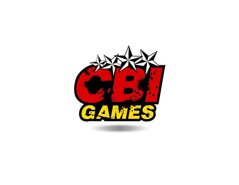 """Intrarea #148 pentru concursul """"Logo Design for CBI-Games.com"""""""