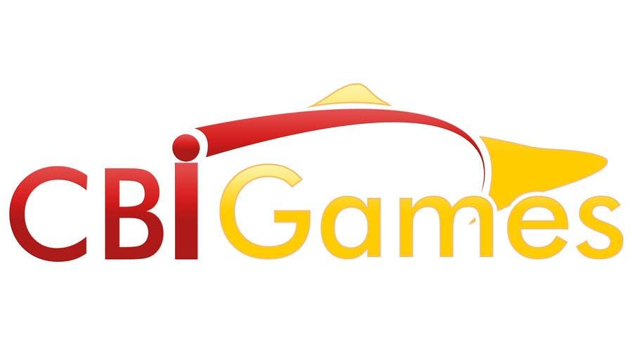 """Intrarea #151 pentru concursul """"Logo Design for CBI-Games.com"""""""