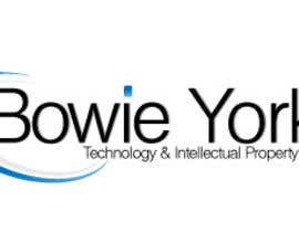 #12 para Logo Design for a law firm: Bowie Yorke por webmall