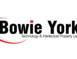 #100 for Logo Design for a law firm: Bowie Yorke af webmall