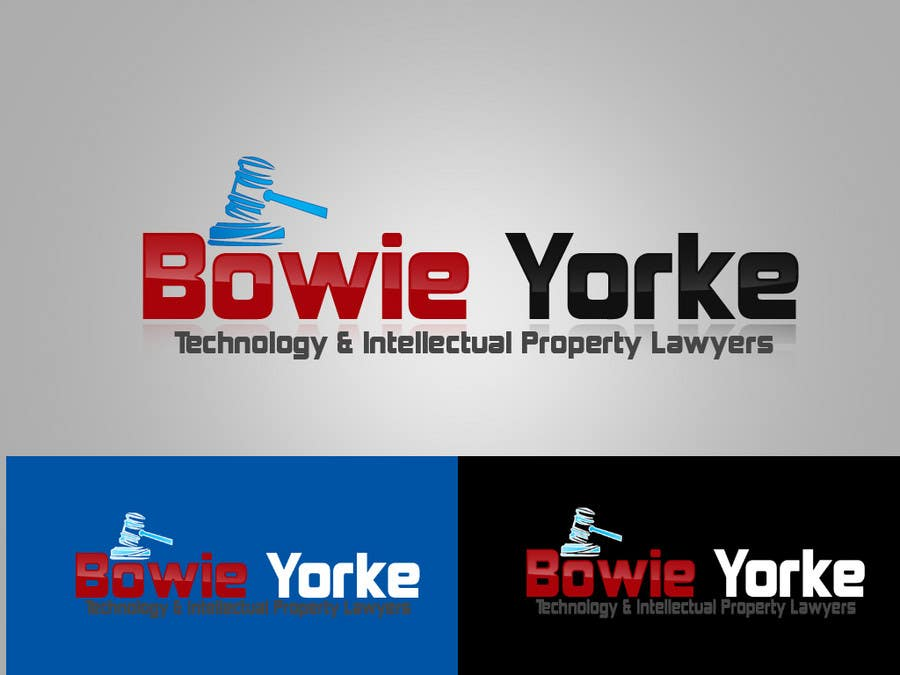 Proposition n°                                        151                                      du concours                                         Logo Design for a law firm: Bowie Yorke