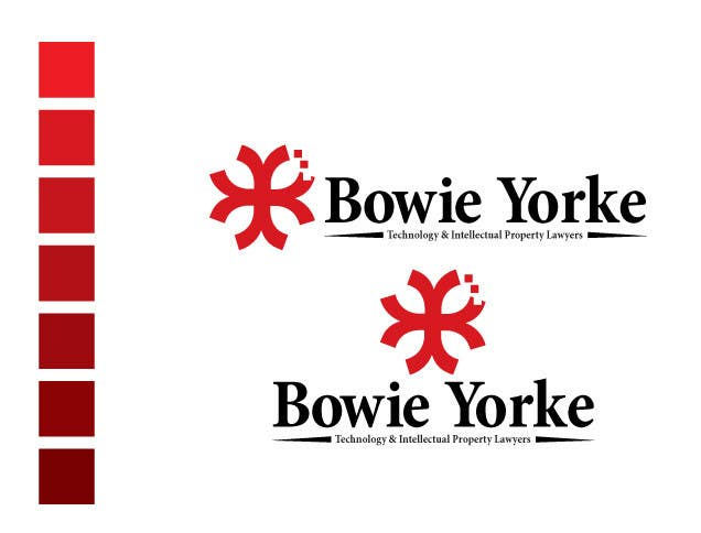Bài tham dự cuộc thi #                                        114                                      cho                                         Logo Design for a law firm: Bowie Yorke