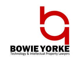 nº 131 pour Logo Design for a law firm: Bowie Yorke par Bonnanova