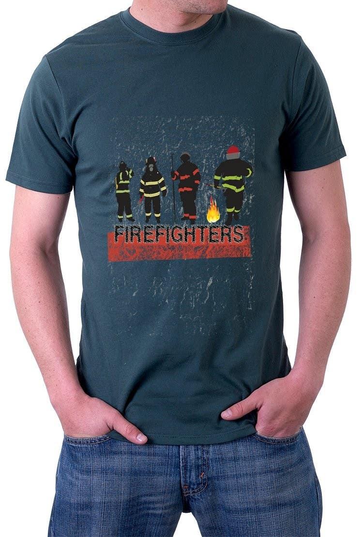 Contest Entry #19 for Navrhnout tričko  FireFashion (firefighter theme) -- 3