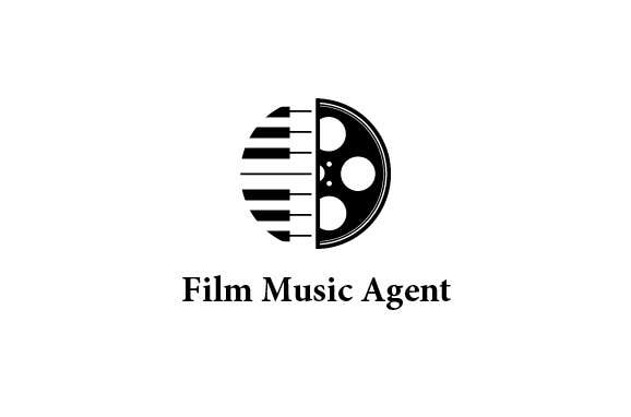 Penyertaan Peraduan #30 untuk Logo Design for Film Music Agent.com