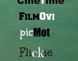 #63 for App Name: Need a modern/sleek name for a cinema show time app. af djolej