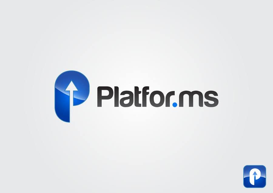 Inscrição nº 104 do Concurso para Logo Design for Platfor.ms