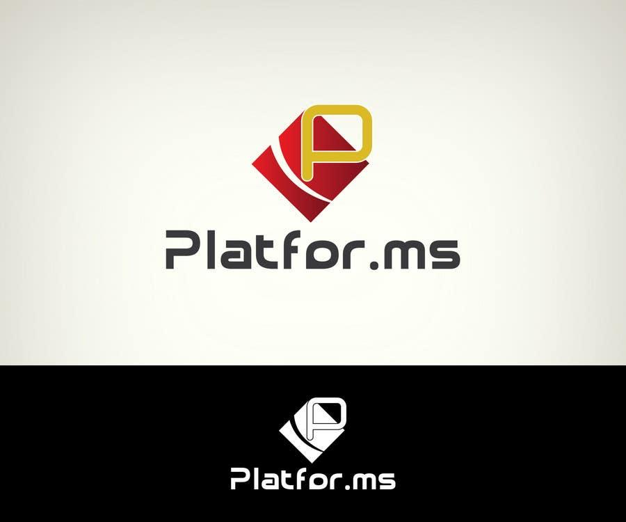 Contest Entry #                                        10                                      for                                         Logo Design for Platfor.ms