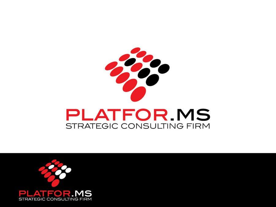 Inscrição nº 38 do Concurso para Logo Design for Platfor.ms