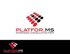 nº 38 pour Logo Design for Platfor.ms par winarto2012