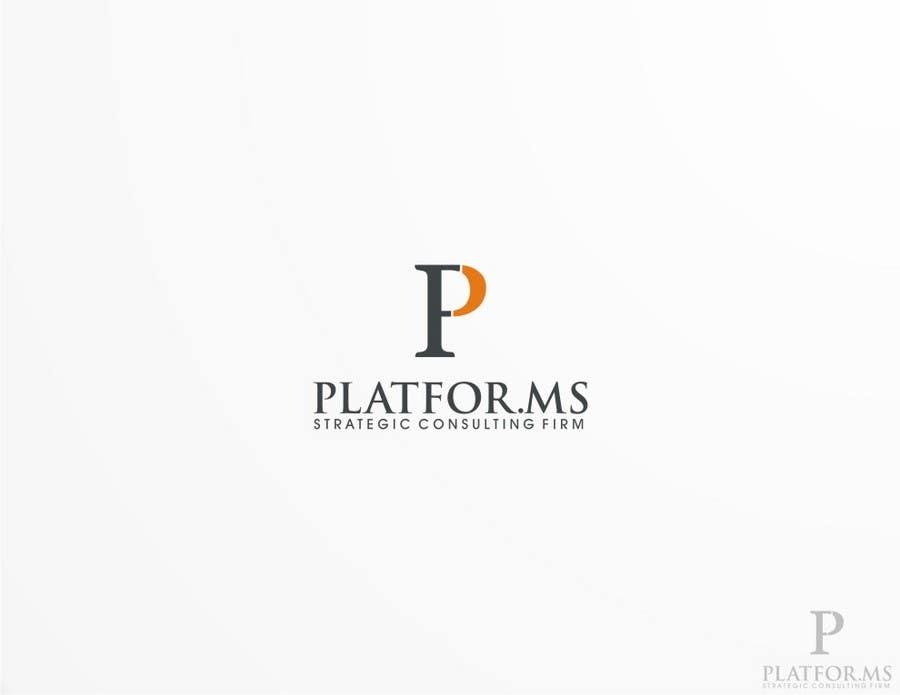 Proposition n°29 du concours Logo Design for Platfor.ms