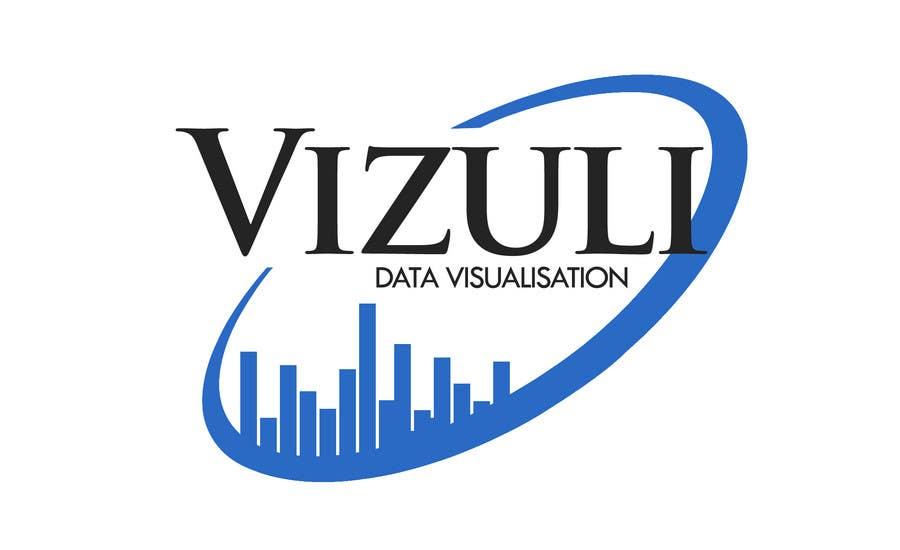 Bài tham dự cuộc thi #115 cho Logo Design for Vizuli