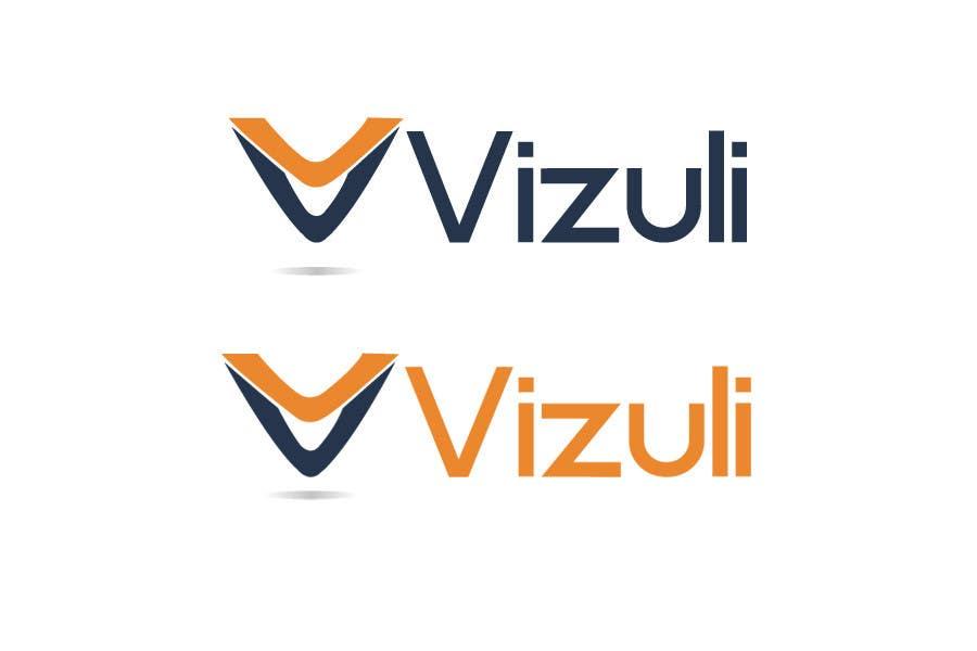 Bài tham dự cuộc thi #113 cho Logo Design for Vizuli