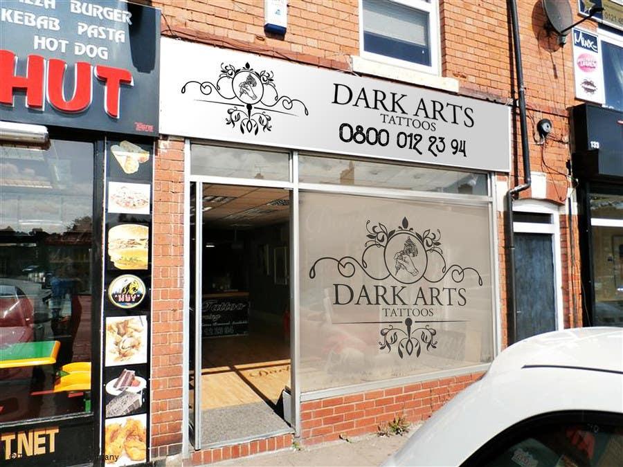 Resultado de imagen para tattoo shop front