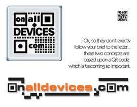 #77 untuk Logo Design for On All Devices Ltd oleh PPG9773