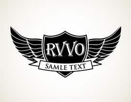 #25 para Logo Design for RVVO por miklahq