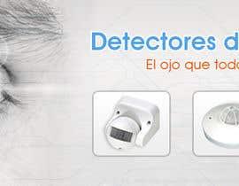 #11 untuk Diseñar un banner detectores de presencia oleh logomaya1