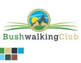 #15 untuk Design a Logo & Colour Pallette for Bushwalking / Hiking Club oleh JNCri8ve