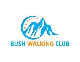 #23 untuk Design a Logo & Colour Pallette for Bushwalking / Hiking Club oleh Iamdesigner