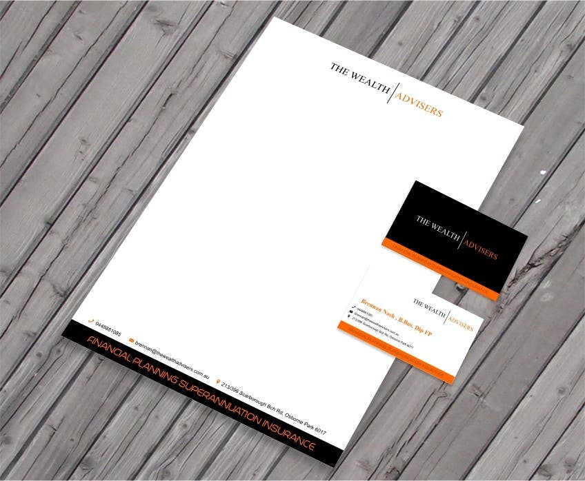 Entry 11 By Andiwibowo For Design Some Business Cards For Logo