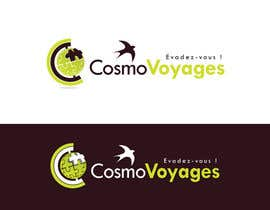 #310 for Logo Design for CosmoVoyages af mtuan0111