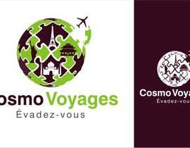 #180 para Logo Design for CosmoVoyages por sharpminds40