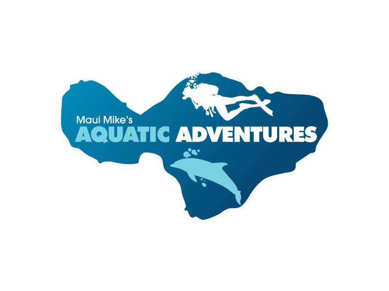 Konkurrenceindlæg #133 for Logo Design for Maui Mikes Aquatic Adventures
