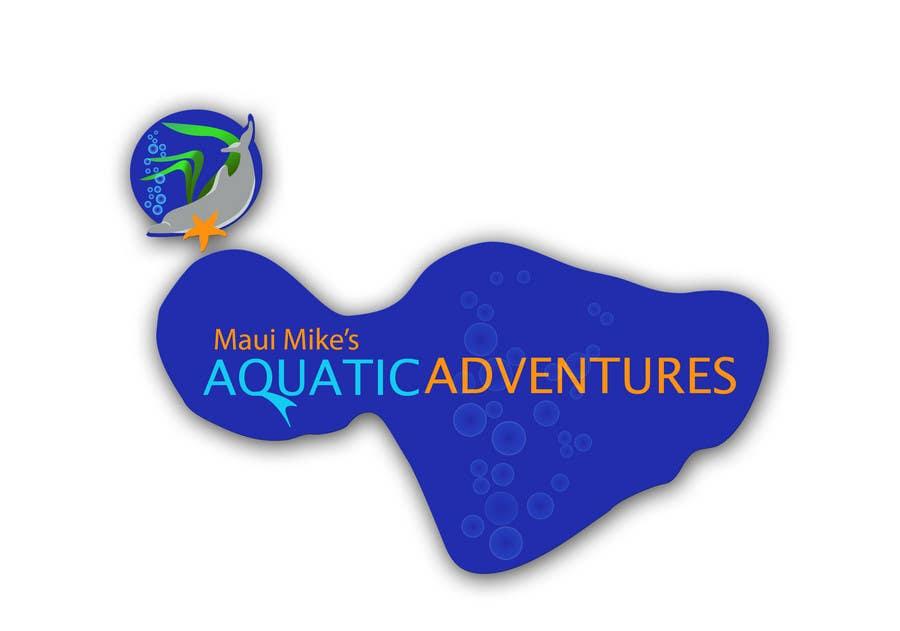 Konkurrenceindlæg #122 for Logo Design for Maui Mikes Aquatic Adventures