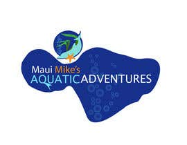 #101 para Logo Design for Maui Mikes Aquatic Adventures por JennyJazzy
