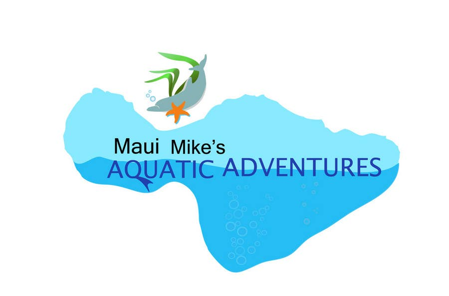 Konkurrenceindlæg #152 for Logo Design for Maui Mikes Aquatic Adventures