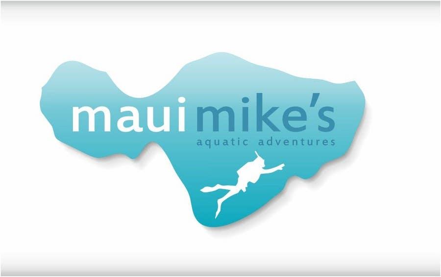 Inscrição nº 18 do Concurso para Logo Design for Maui Mikes Aquatic Adventures